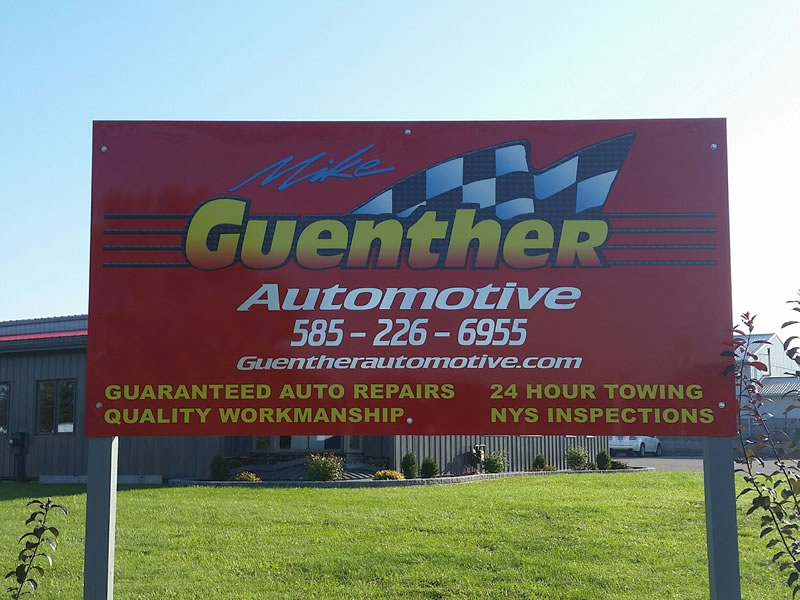 Guenther Sign